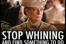 Downton Abby / Tv