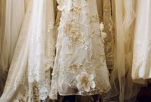 Gowns, Lace, & Veils / by Ali Haigis