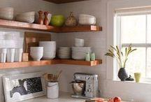Kitchen re vamp / by Natalie Norton