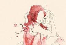 Pastel/Aquarela