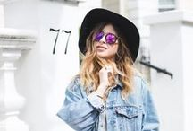 Blogger Spotlight / Check out our favourite fashion blogs for inspiration on how to incorporate JOY into your wardrobe.