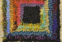 Hey, good hookin' / Explorations in rug hooking - tools, techniques, patterns and inspiration