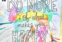 Words That Make Us Smile / Quotes of the day, bringing a smile to your face a.m to p.m and beyond!