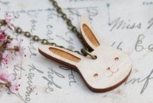 Brands We ♡: Ginger Pickle / Gorgeous handmade jewellery made in the UK.