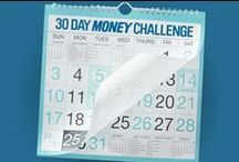 The #MONEY30 Challenge / Your month-long personal finance crash course.