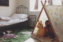 Kids' Design and Decor / by Robin Dini