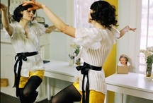 Fashion: Inspired by Zooey Dashanel / by The Hip Housewife | Rachel Viator