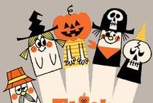 Halloween Stuff / by Peggy-Sue Lafferty