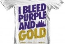 I Bleed Purple and Gold! / by Lsugirlygirl