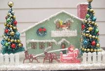 Christmas Stuff / by Peggy-Sue Lafferty