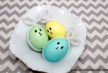 easter / Fun Easter crafts and diy ideas and projects
