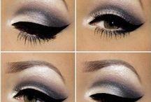 Make-Up / different ways to wear make-up
