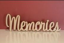 Memories / a blast from the past