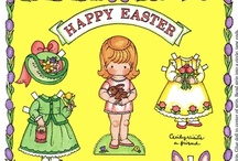 Easter Stuff / by Peggy-Sue Lafferty