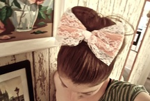 Fashion: Fascinators and Hair Accessories / by The Hip Housewife | Rachel Viator