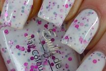NAIL ART / different ideas for nails & feet