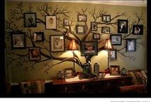 Home Decorating Ideas / different ideas around the home