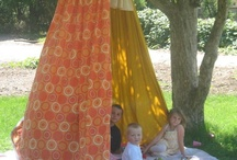 Backyard & Camping Idea's / different things you can do in your own backyard or while camping