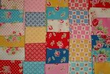 My Fabrics / Fabrics I have for projects. / by Scheri Manson