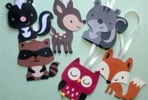 Woodland Animal Party