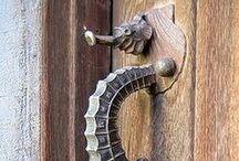 Old Doors / by Craftori - arts . crafts . vintage