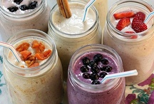 Recipe Smoothies / ALL TYPES OF MIXTURES