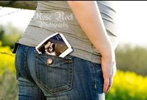Baby Announcement/Maternity Photo Ideas / by Lyndsey Curry