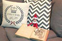 Elf on the Shelf  / by Caroline English