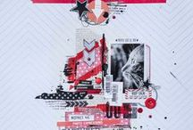 Scrapbook Layouts / by Cheryl Farr