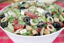Recipe Salads / ALL TYPES OF SALADS