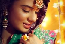 A Mehendhi/Mayoun/Sangeet to Remember / by Shan Ali