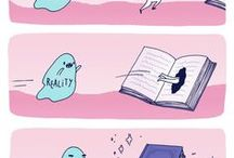 Reader can relate / Books, Movies and Stories