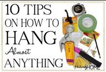 Organizing and random tips! / by Kate Palmer