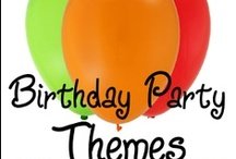 Party Themes / different party themes