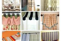 window treatments / curtains