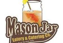 MASON JARS / all the useful ideas for mason jars