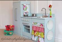 DIY Kids Furniture & Toys / making diy projects for kids