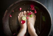 DIY spa & beauty treatment / homemade scrubs, lotions ect....