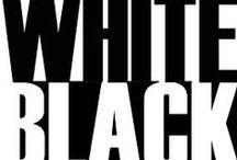 BLACK & WHITE / all things black & white