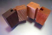Woodwork / by Craftori - arts . crafts . vintage