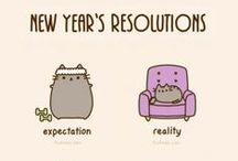 New Year's Resolutions / It's that time of year!