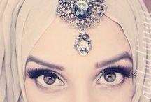 Hijab Fashion #hijabi #swag / by Shan Ali
