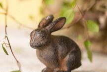 Happy Easter / Um painel para celebrar a Páscoa / by Gisela Campana Pinheiro