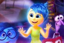 Inside Out by Disney Pixar / Pins all about the new Disney film Inside Out