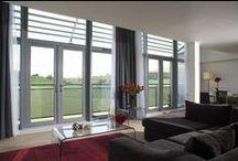 Zendow - Panorama riservato / Il sistema Zendow di Deceuninck, classico 70 mm con profili a 5 camere e rinforzo metallico. Design alla moda, massimo comfort e ampia scelta di colori. Scegli le tue finestre in base al tuo stile.