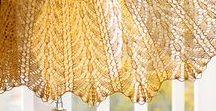 DIY - Knit: Shawls/Scarves