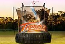 """Vuly Trampolines! / Vuly Trampolines are safe, fun, affordable trampolines that utilize """"springless technology""""."""