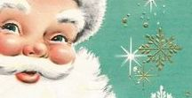 Christmas Ideas / Ideas for ornaments and mid century holidays.