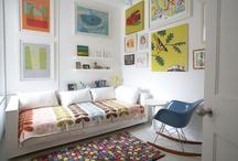Kids Rooms / by Kim Vandel