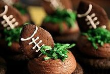 Game Day / Football Inspired Decor & Food / by Bringing Up Burns